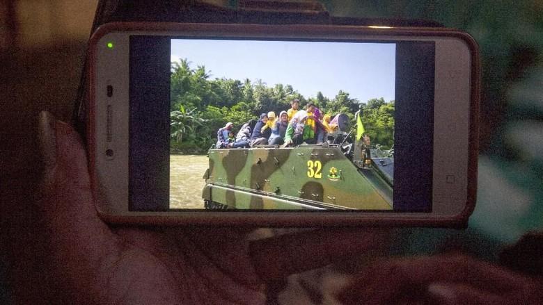 Begini Kronologi Kecelakaan Tank yang Tewaskan 2 Orang di Purworejo