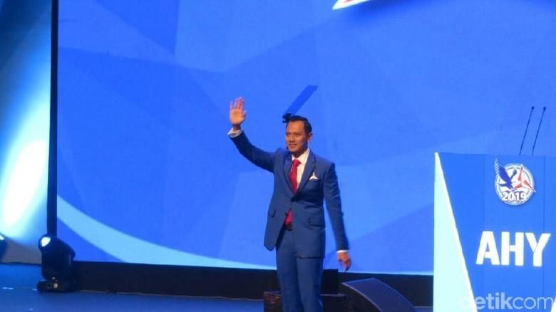 AHY Dilirik PDIP, Demokrat: Dia The Next Leader
