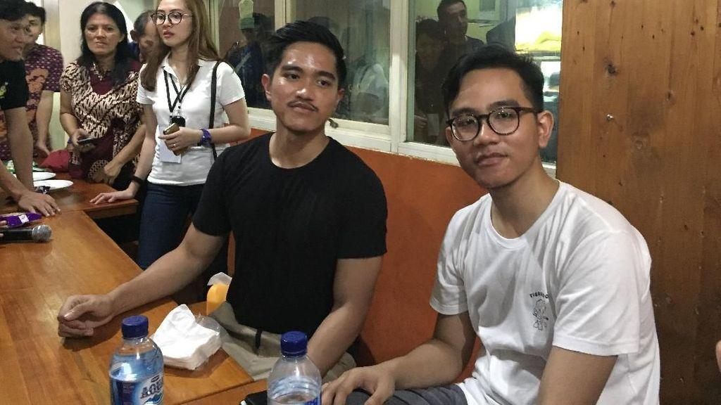 Berbisnis, 2 Anak Jokowi Makin Mandiri