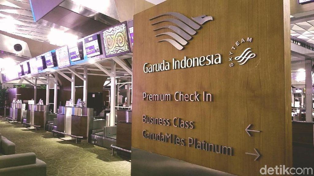 Garuda Indonesia Buka Lowongan untuk Pramugari Hingga Pilot