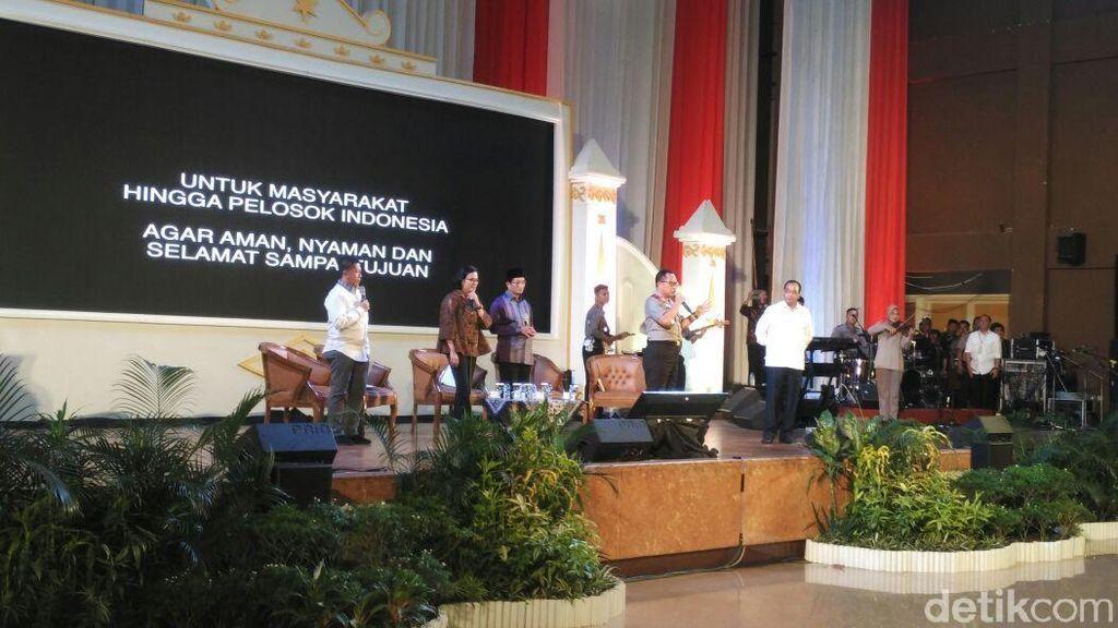 Budi Karya: Tol Jakarta-Surabaya Fungsional saat Lebaran