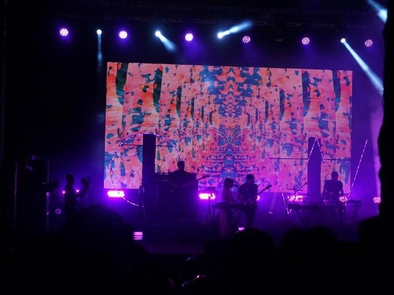 Oh Wonder yang Sanggup Puaskan Penonton LaLaLa Festival 2018