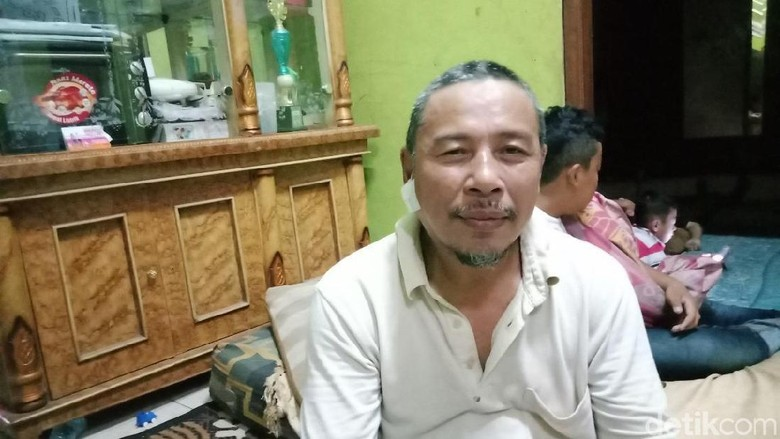 Abdul Ungkap Detik-detik Penusukan, Diserang di Awal Salat Subuh