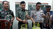 Polisi-TNI Gerebek Tempat Penyuntikan Ilegal Gas Elpiji di Serpong
