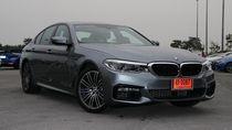 BMW 530e M Sport, Mobil Sporty, Mewah, dan Ramah Lingkungan
