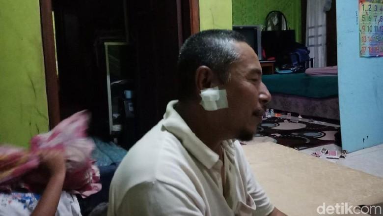 Abdul Harap Polisi Ungkap Motif Penusukan Dirinya saat Salat Subuh