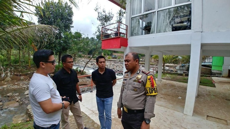 Polres Bogor Periksa 11 Saksi Terkait Kematian Pendiri Matahari Group