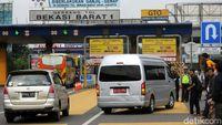 Hari Pertama Ganjil Genap di Tol Bekasi, Hasilnya Bagaimana?