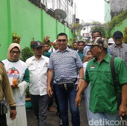 Ditetapkan Tersangka Korupsi Massal KPK, Anton Tak Kampanye?