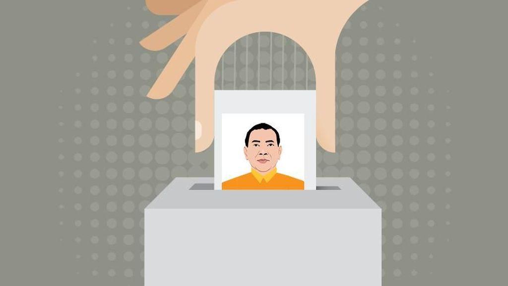 Tommy Soeharto, Dulu Narapidana Kini Ketum Partai Berkarya
