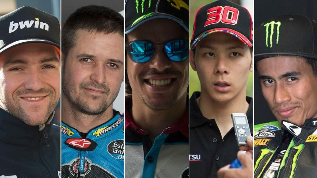 Ini Lima Rookie MotoGP 2018