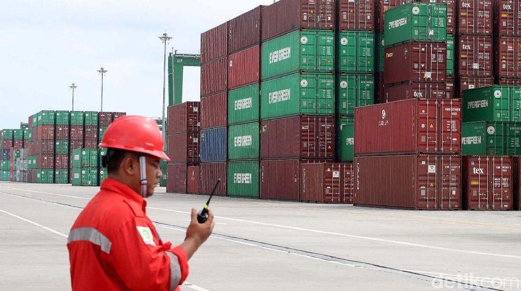Ekspor RI Kalah dari Thailand Hingga Vietnam
