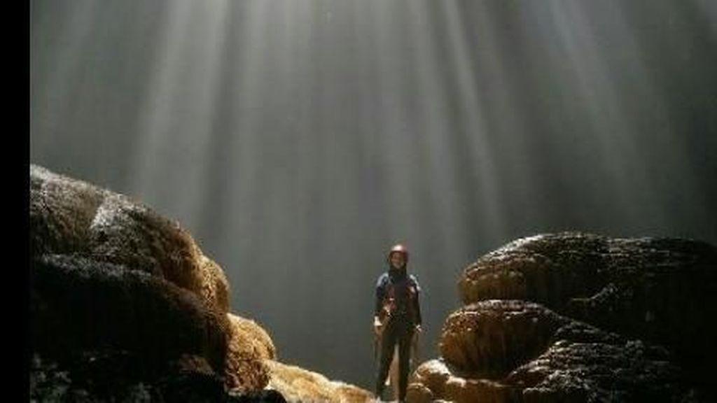 Cahaya Surga dari Gunungkidul