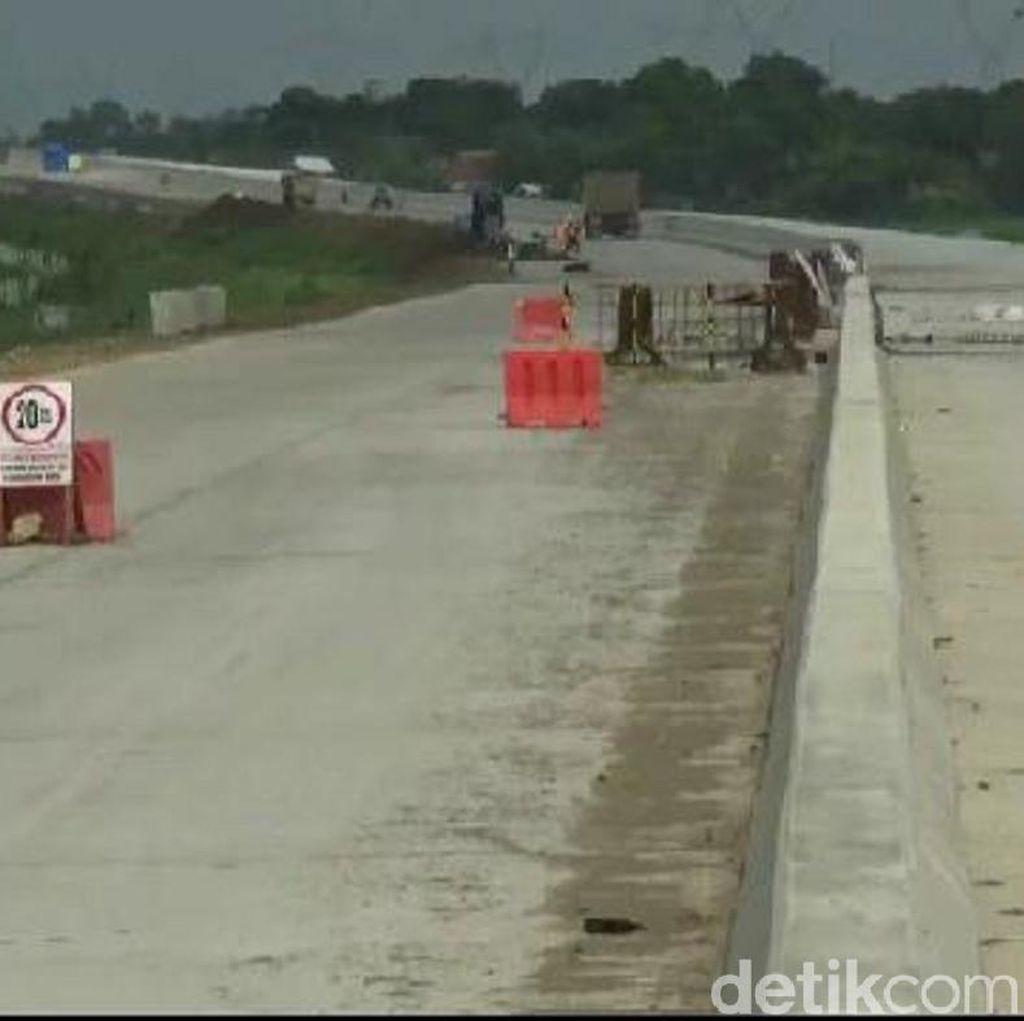 Jalan Tol di Riau akan Diberi Perlintasan Gajah