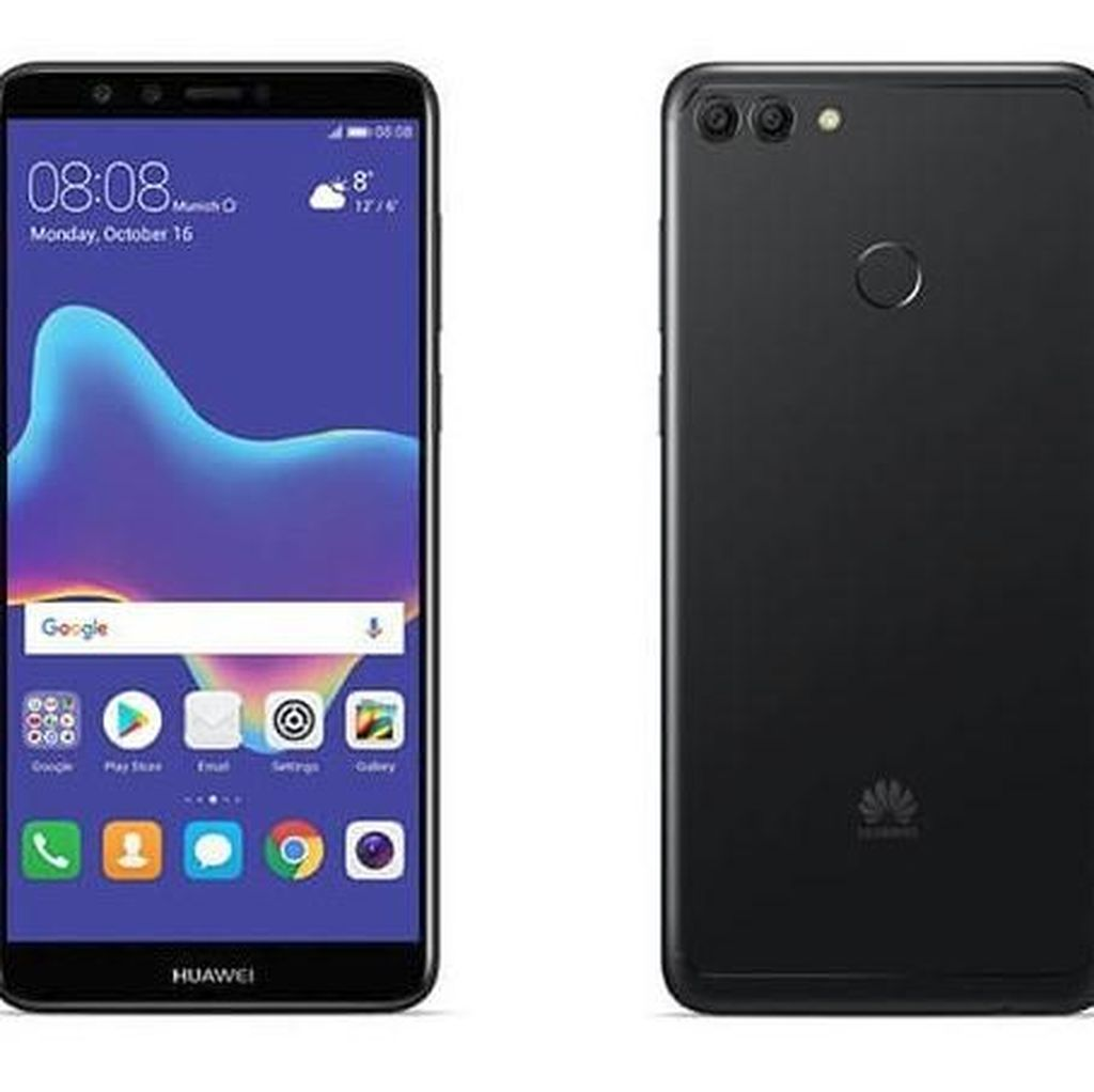 Huawei Rilis Ponsel Empat Kamera Lagi