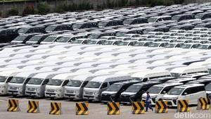 Penjualan Mobil Cerah di 2018