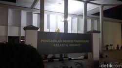 Ketua PN Tangerang Mangkir dari Panggilan KPK