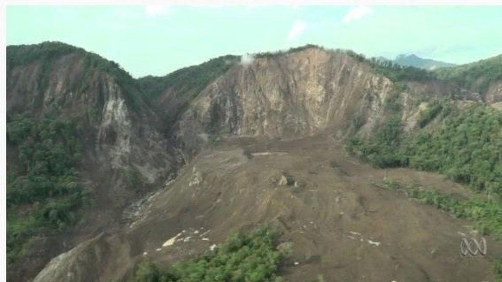 Australia Bantu Kaji Pemicu Gempa Papua Nugini
