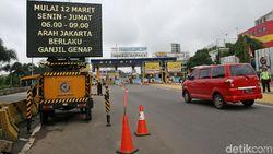 Polisi Harap Jam Ganjil-Genap Pukul 06.00 WIB Bisa Urai Macet