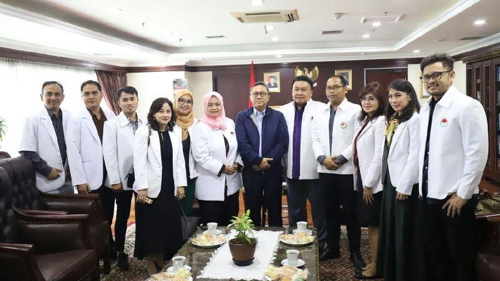 Ketua MPR Dukung Rencana Revisi UU Pendidikan Kedokteran