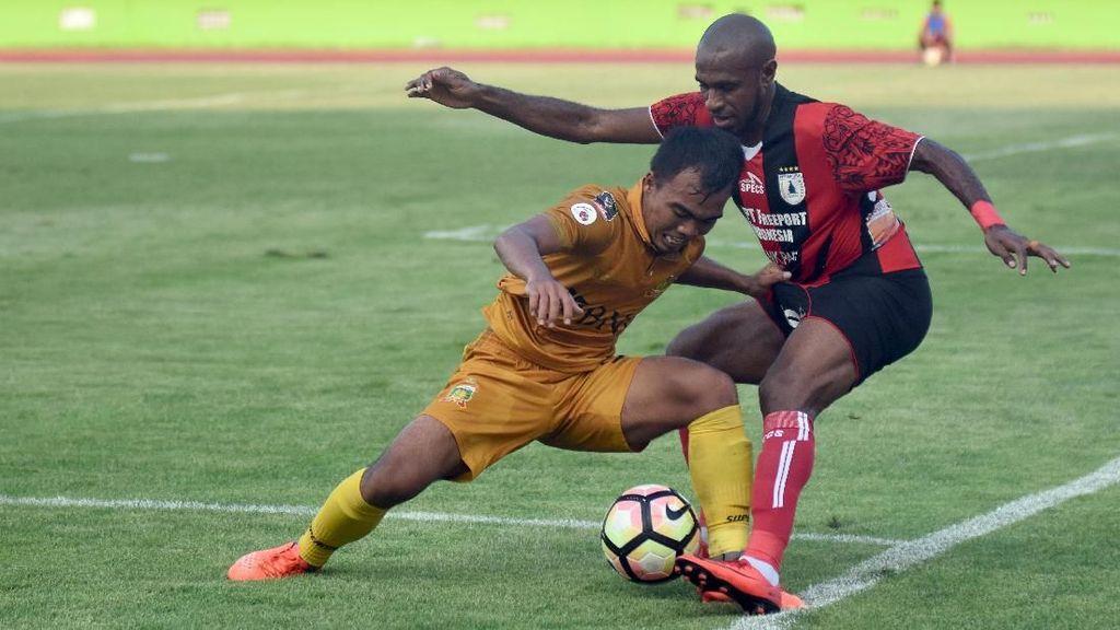 Persipura Kalahkan Bhayangkara FC 1-0