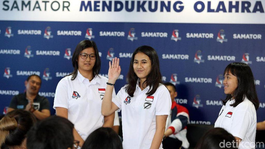 Samator Jakarta Jadi Tuan Rumah Seri ke-3 Srikandi Cup