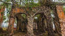 Foto: Pulau Angker di Samudera Hindia