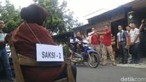 Pelaku Pura-pura Minta Minum Sebelum Habisi Nyawa Meta di Semarang