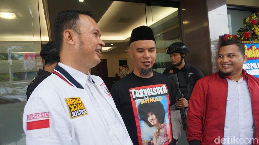 Ahmad Dhani Tak Ditahan, Jaksa: Kuasa Hukum Jamin Hadiri Sidang