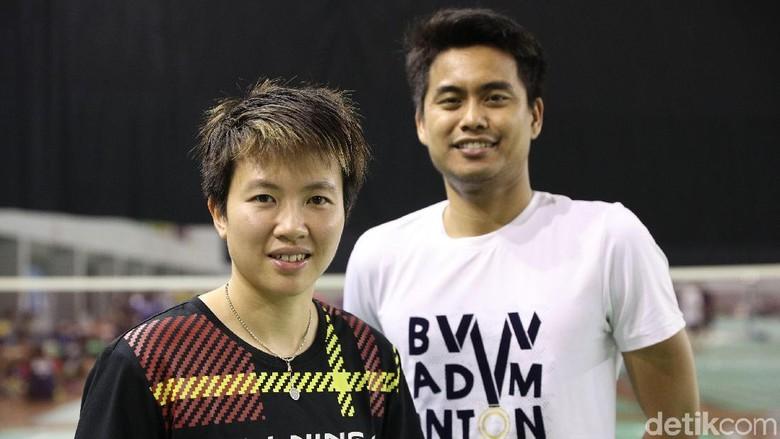 Tontowi/Liliyana Menjaga Rasa Lapar ke Asian Games