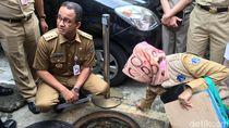 Tak Ada Sumur Resapan di Sari Pan Pacific, Anies: Pelanggaran Fatal