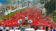Potret 30 Ribu Petani India Jalan Kaki 6 Hari untuk Demo