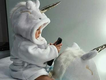 Kerbaunya imut banget sih. (Foto: Instagram/via honey.kids)
