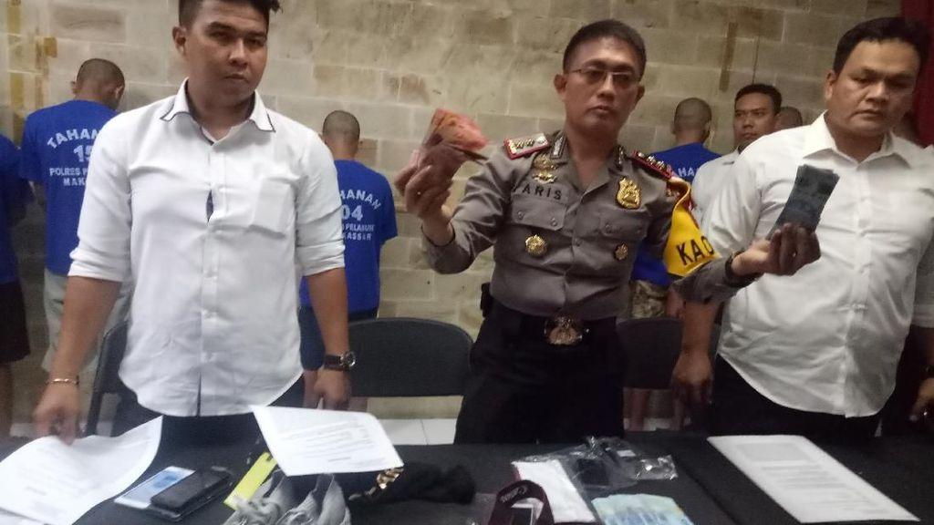 Pembobol Markobar Putra Jokowi Dibekuk, Uang Cash Tersisa Rp 20 Juta
