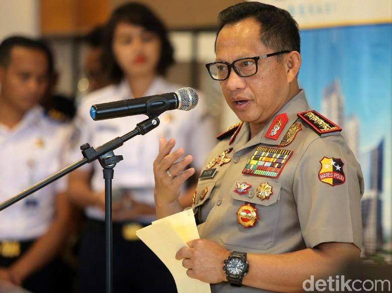 Polri Siapkan Dana Darurat Rp 300 M untuk Pengamanan Pilkada 2018