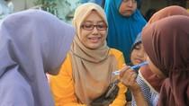 Akrabnya Maulidar yang 7 Tahun Ajar Anak Pemulung Tanpa Digaji