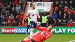 Spurs Menang Telak, tapi Kane Kini Cedera