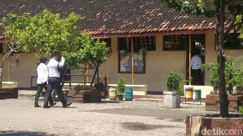 Lecehkan Siswa, Oknum Guru SD di Semarang Dilaporkan Polisi