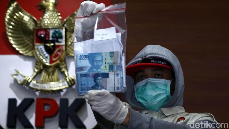 Ini Barbuk Uang Suap Hakim dan Panitera PN Tangerang
