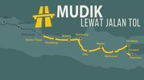 Tersambung Tol, Mudik JKT-SBY Tinggal Wusss...