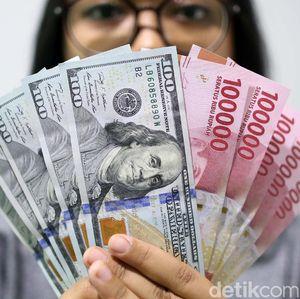 Ini Penyebab Dolar AS Menguat Selama 3 Minggu
