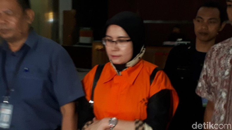 Ini 4 Tersangka Kasus Suap di PN Tangerang yang Ditahan KPK