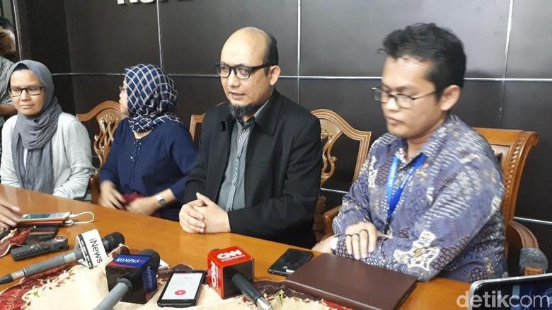 Diperiksa Komnas HAM, Novel Jelaskan Kronologi Penyerangan