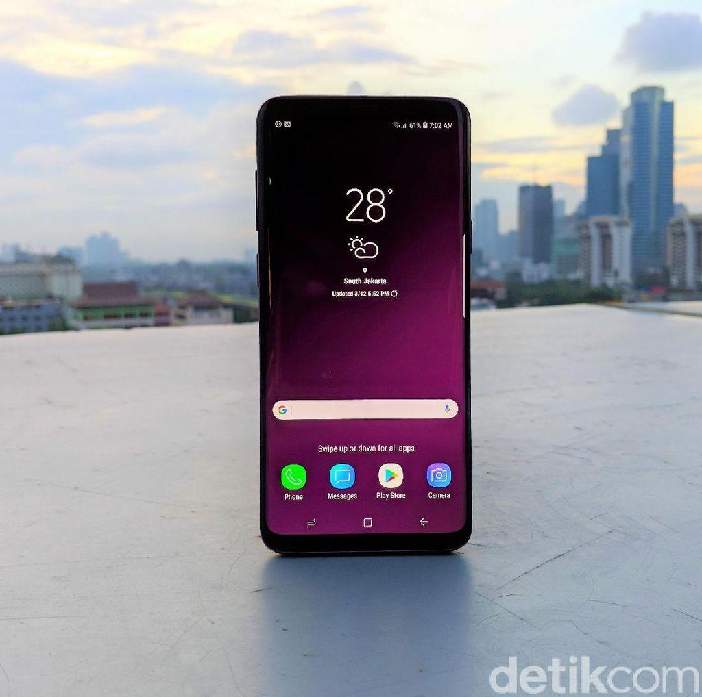 Mau Jajal Galaxy S9 Sambil Seru-seruan? Cek di Sini!