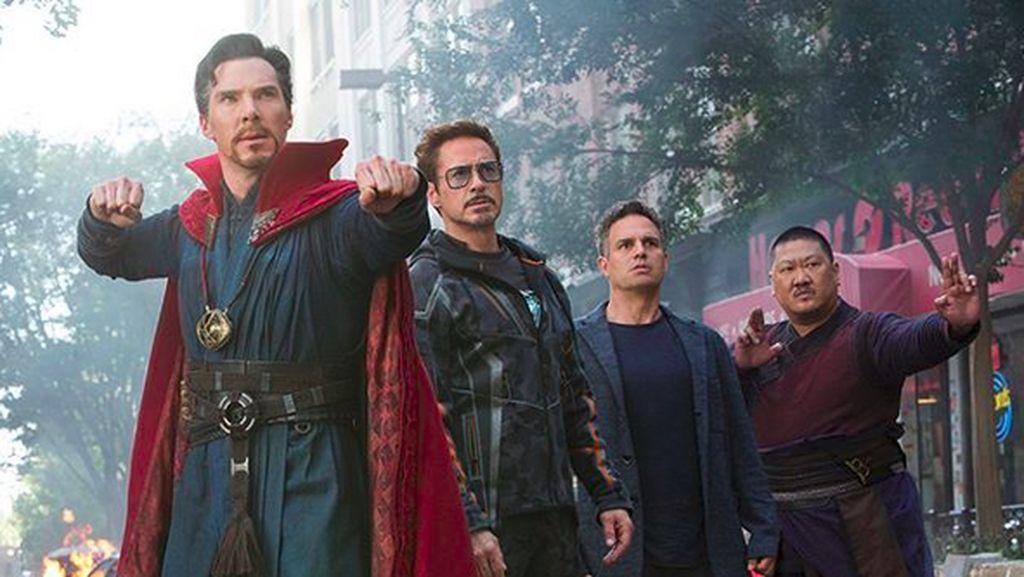 Gaung Avengers: Infinity War Makin Kencang di Media Sosial