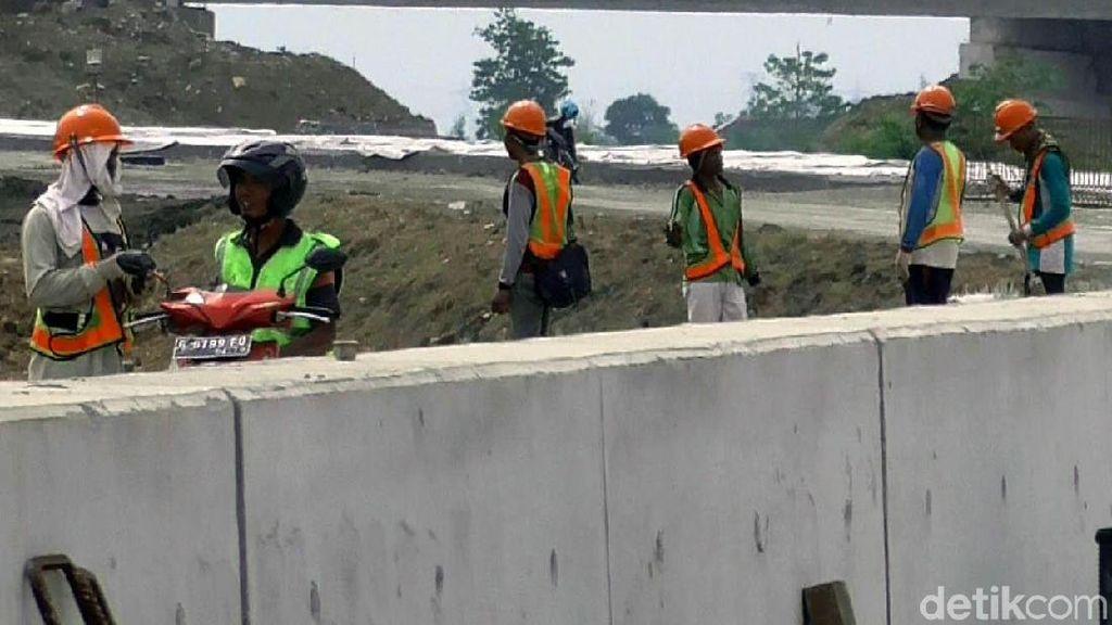 Jalan Tol Pemalang-Semarang Dikebut untuk Jalur Mudik