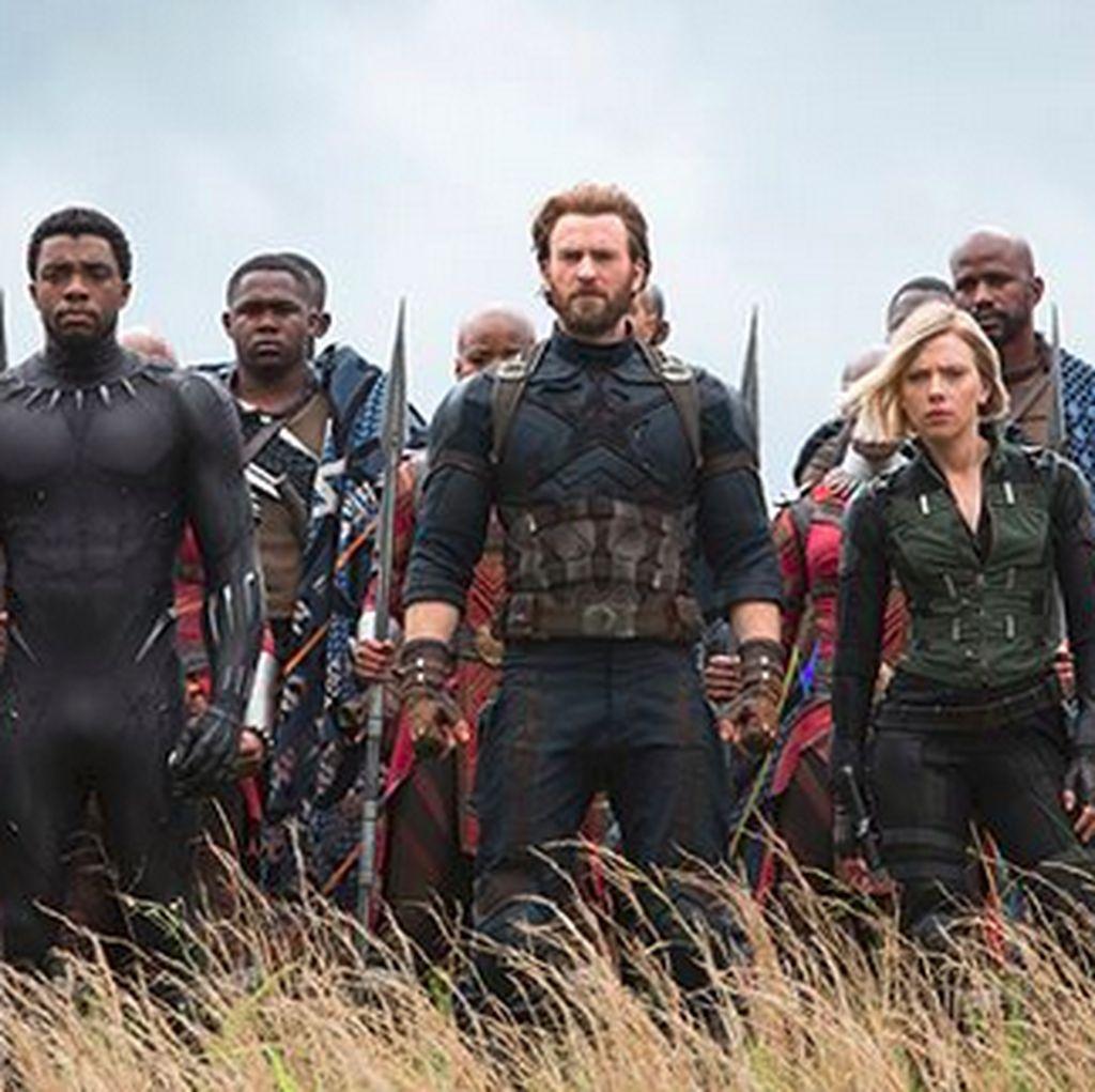 Trailer Terbaru Infinity War Tampilkan Lebih Banyak Superhero
