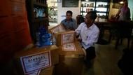 Toko Kosmetik di Surabaya Disidak BBPOM, Ribuan Produk Disita