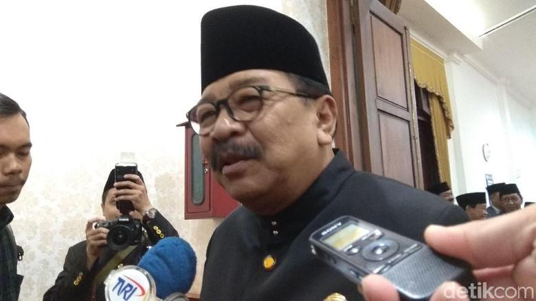 Pakde Karwo Bicara Harmonisasi Sunda-Jawa dan Rencana Ubah Nama Jalan