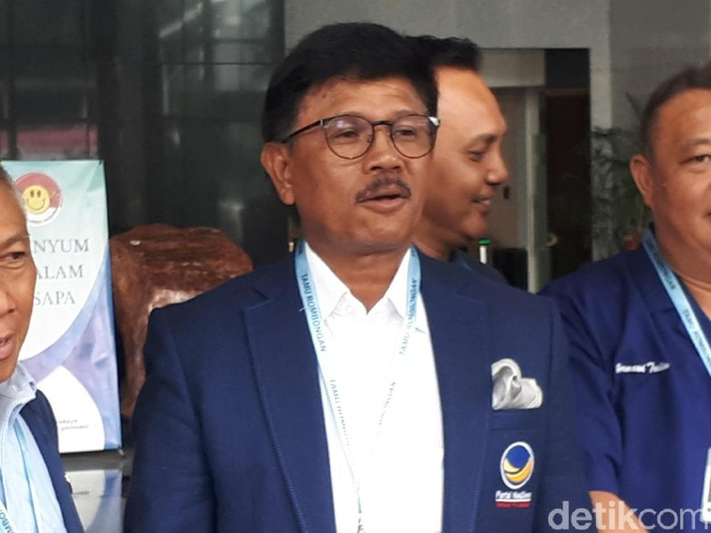 Wiranto Imbau Kasus Calon Pilkada Ditunda, NasDem: Itu Domain KPK